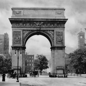 washington+square+arch