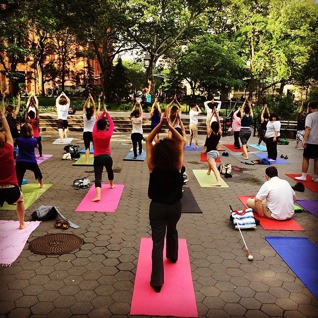 NYC Parks Announces Summer Health & Wellness Classes In