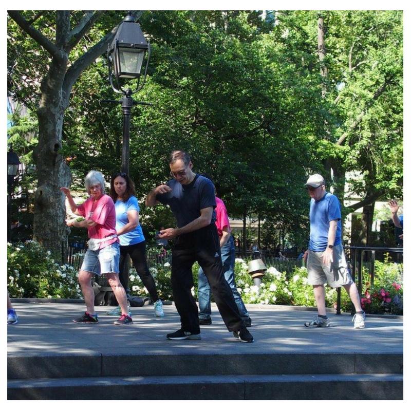 Tai Chi in the Park | Washington Square Park